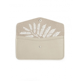 Wallet / iPhone sleeve - linen