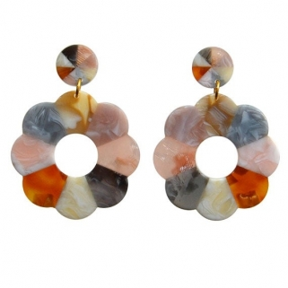 Fiore light earrings