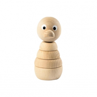 Odette Wooden duck Stacking...