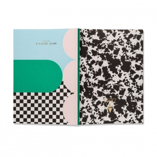Super spot notebook
