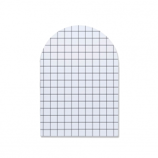 Big Arco grid notebook