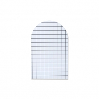 Medium Arco grid notebook