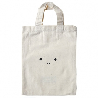 copy of Tiny brown totebag