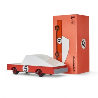 Candycar - Red Racer 5