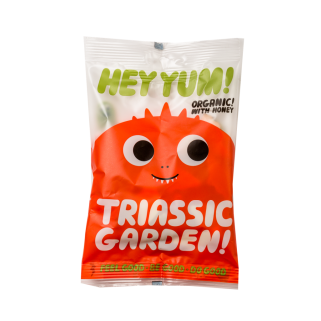 Triassic Garden candies