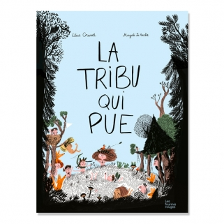 La tribu qui pue book