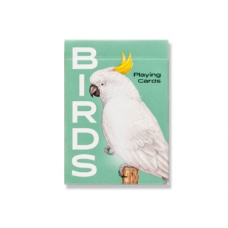 Jeu de cartes Birds
