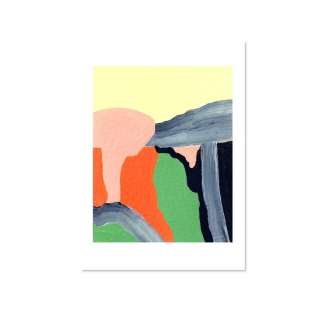 Abstract painting (the tree...