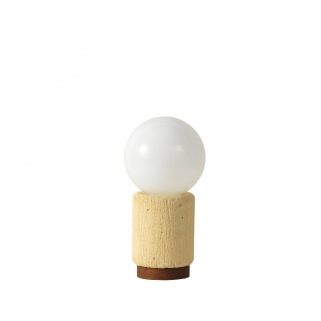 Portland lamp - yellow M
