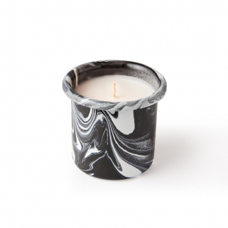 Our wood candle