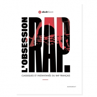 L'obsession rap book