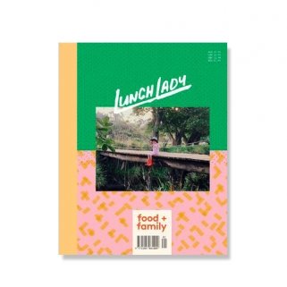 Lunch Lady Magazine issue17