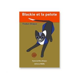 Blackie et la pelote book