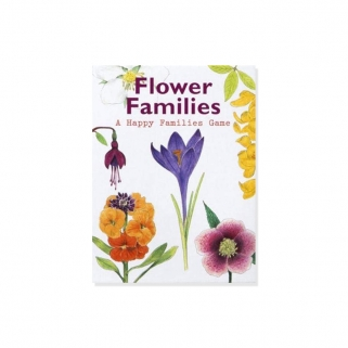 Flower families, a happy...