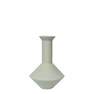 Paris Pale gray-green vase
