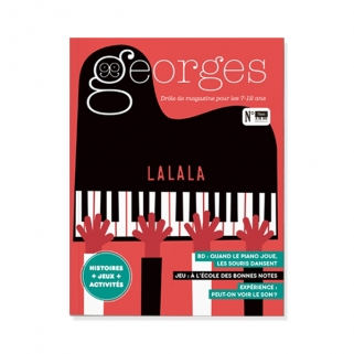 Georges Magazine - Piano