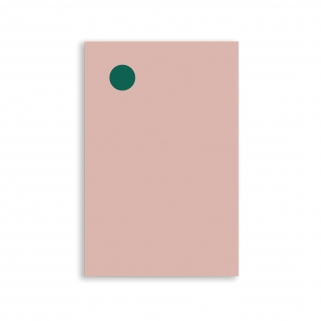 Bloc-notes green dot