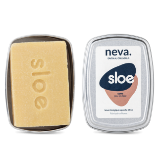 Neva sensitive skins soap