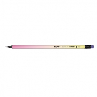 Crayon graphite HB rose...