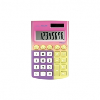 Calculatrice rose