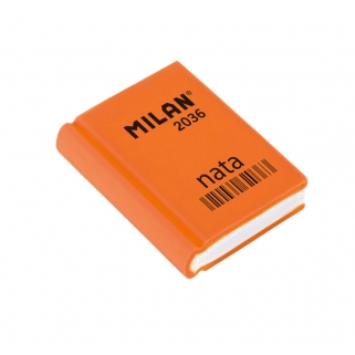 Nata® eraser book 2036 orange