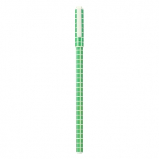 Green grid pen