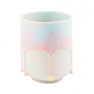 Melting mug - fluffy unicorn