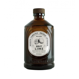 Lime syrup
