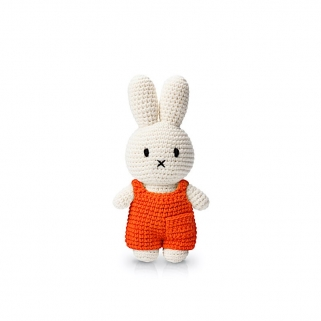 Miffy salopette orange