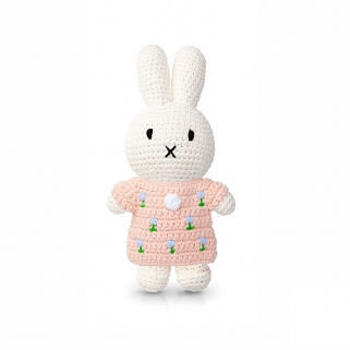Miffy robe tulipes