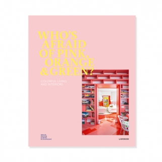Livre Who's afraid of pink,...