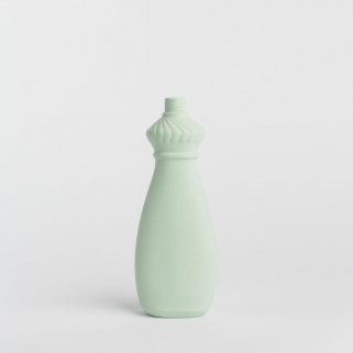 Bottle vase 15 mint