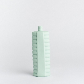 Bottle vase 10 mint