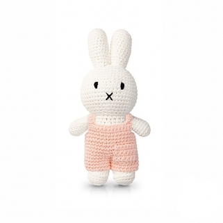 Miffy salopette rose