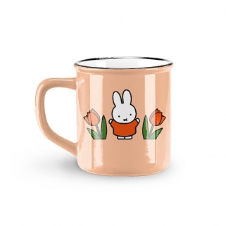 Mug Miffy rose