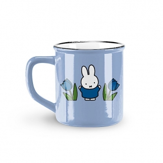 Blue Miffy mug