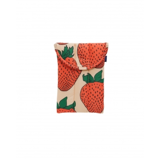 Strawberry 13'' tablet sleeve