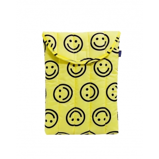 Smiley 13'' laptop sleeve