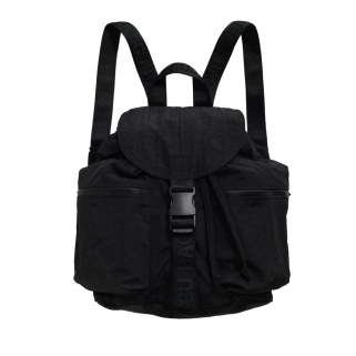 Small black sport backpack