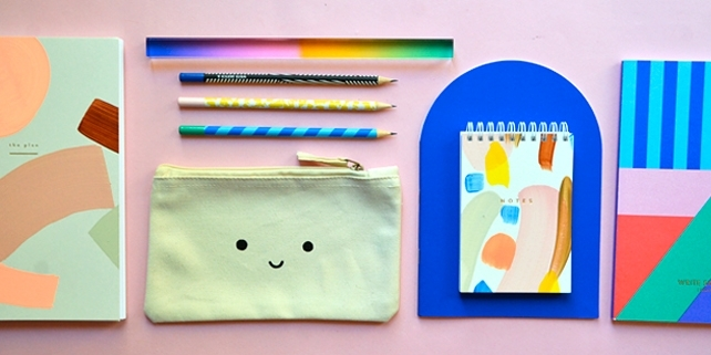 Notebooks & office accessories